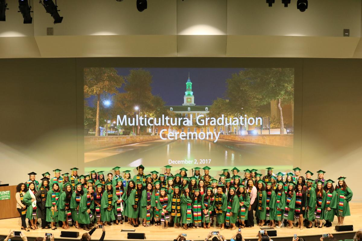2017 Multicultural Graduation Ceremony