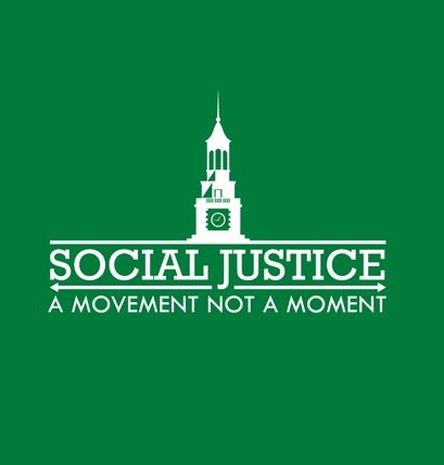Social Justice: A Movement Not a Moment Logo