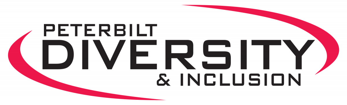 Peterbilt Diversity Council Logo
