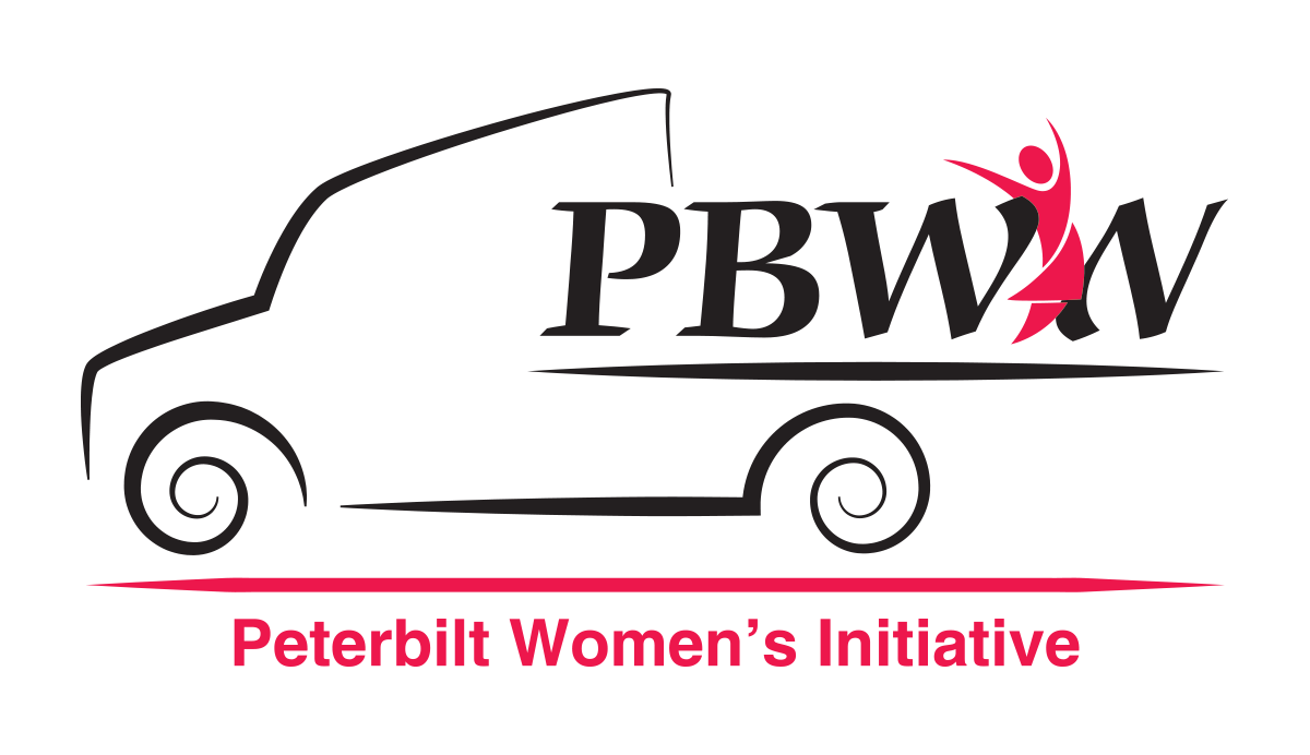 Peterbilt Women's Initiative Logo