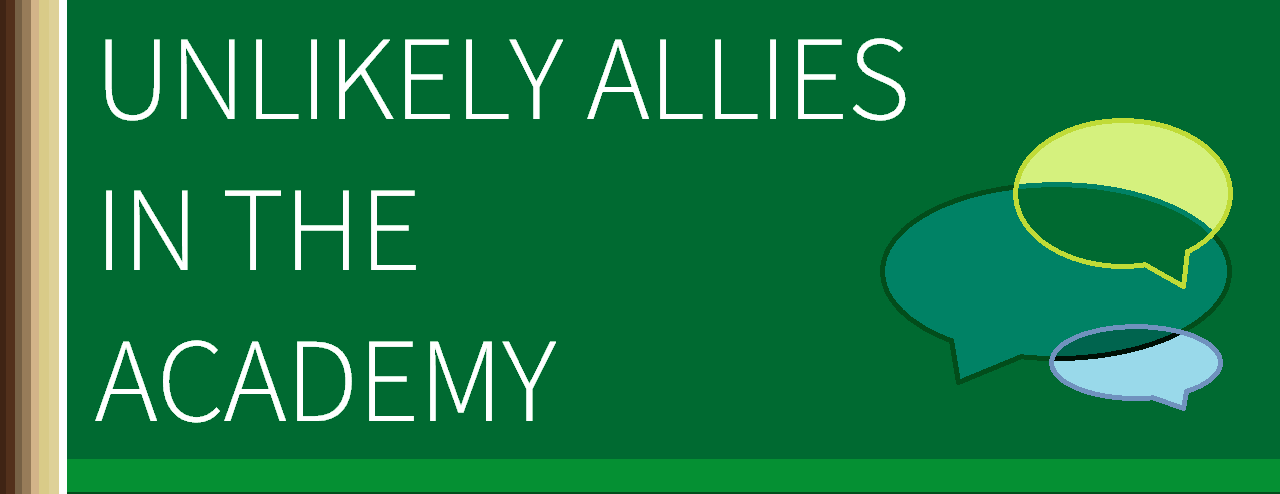 Unlikely Allies Banner