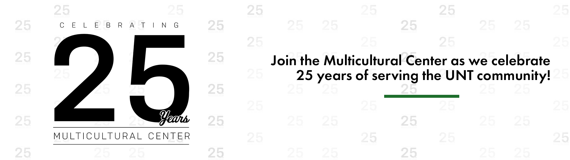 MC Celebrating 25 Years
