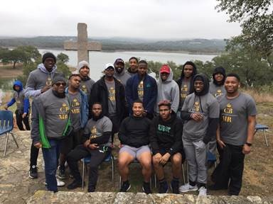 Collegiate Black Male Retreat